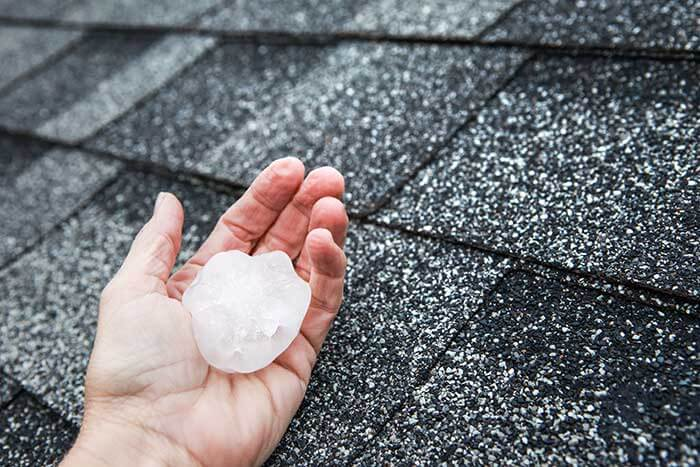 Hail Damage Services Plano TX