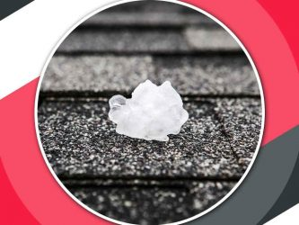 Spotting Hail Damage on Your Home